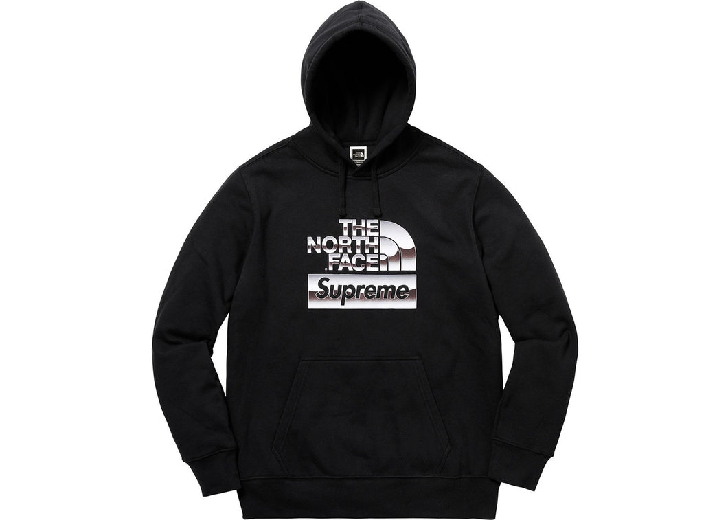 Supreme The North Face Metallic Logo Hoode