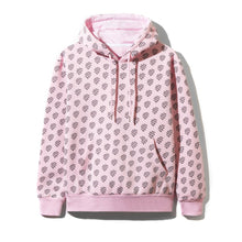 "Anti Social Social Club ""All Over You Hoodie"" (Pink)"