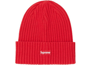"Supreme ""Overdyed Beanie"" (Red)"