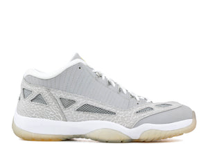 "Air Jordan 11 Retro Low ""IE Silver Zest"""