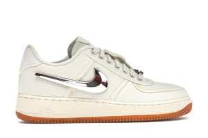 "Air Force 1 Low x Travis Scott ""Sail"""