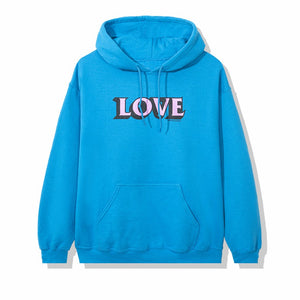 "Anti Social Social Club ""Samsies Hoodie"" (Blue)"