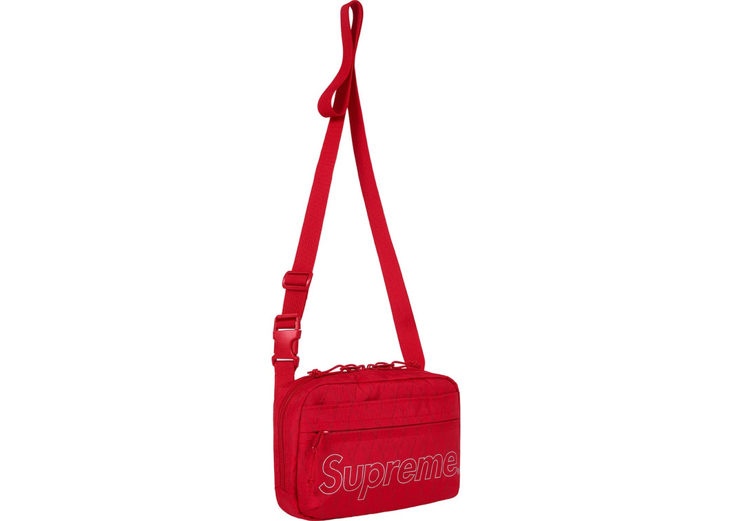 Supreme Shoulder Bag (FW18) (Red)