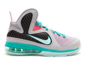 "NIKE LEBRON 9 (GS) ""SOUTH BEACH"" - Used"