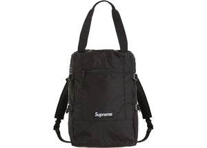 "Supreme ""Tote Backpack SS19"" (Black)"