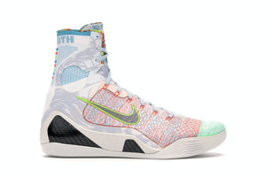 "Kobe 9 Elite Premium ""What the Kobe"" -Used"