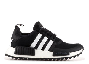 "WM NMD Trail PK ""White Mountaineering"" Blk/Wht"