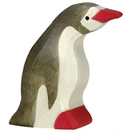Holztiger Small Head Forward Penguin
