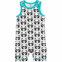 Maxomorra Short Playsuit all prints