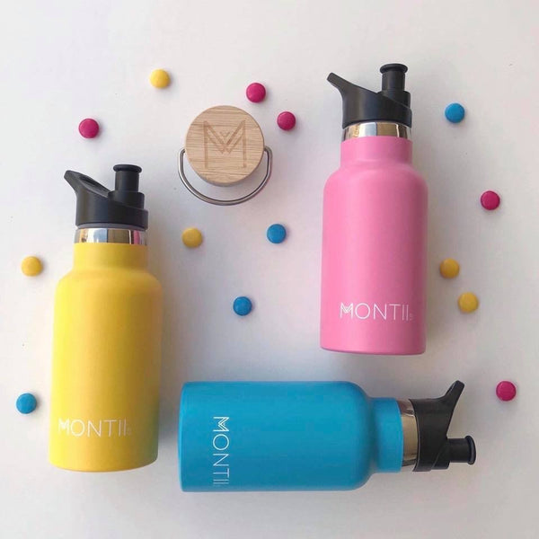 Mini Montii 350ml reusable insulated drinks Bottle