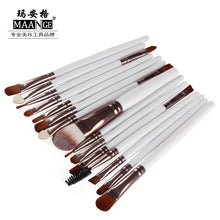 Load image into Gallery viewer, 15/18 Piece Makeup Brushes Tool Set, Makeup Brushes - MySiliconDreams