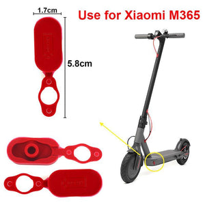 Battery Power Charger Cap for XIAOMI M365 Electric Scooter, Electric Mobility Accessory - MySiliconDreams