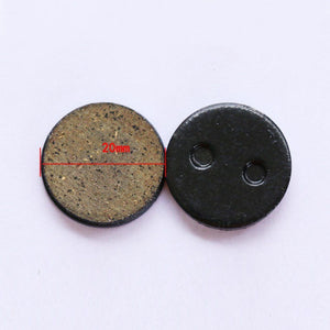 Brake Pads Kit for Xiaomi Mijia M365 E-Scooter, Mobility - MySiliconDreams