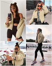 Load image into Gallery viewer, Casual Streetwear Parka Overcoat Jacket, Jacket - MySiliconDreams