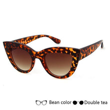 Load image into Gallery viewer, Classic Retro Cat Eye Designer Sunglasses, Sunglasses - MySiliconDreams