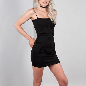 Classic & Sexy Slip-On Club-Dress, Dress - MySiliconDreams