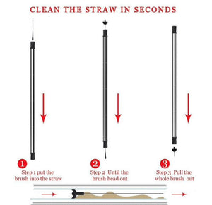 Collapsable Reusable Straw, Home Products - MySiliconDreams