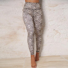 Load image into Gallery viewer, Elastic Leopard Gym & Fitness Leggings, Sportswear - MySiliconDreams