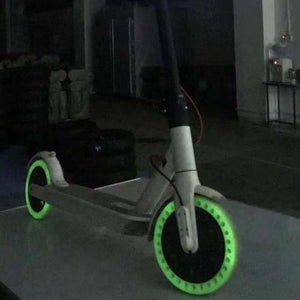 Fluorescent Xiaomi Mijia M365 Scooter Shock Absorbing Tire, Mobility - MySiliconDreams