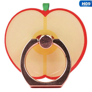 Fresh and Fruity Phone Holder, Smartphone Accessory - MySiliconDreams