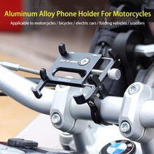 Load image into Gallery viewer, GUB Plus 6 Plus 3 Aluminum MTB Bike Bicycle Phone Holder Motorcycle Support GPS Holder for Bike Handlebar Bike Accessories, Mobility - MySiliconDreams
