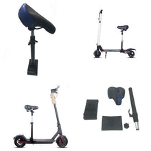 Load image into Gallery viewer, Height Adjustable Saddle For Xiaomi M365 Electric Scooter, Electric Mobility Accessory - MySiliconDreams