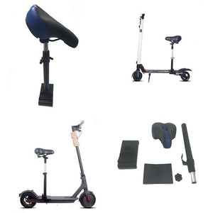 Height Adjustable Saddle For Xiaomi M365 Electric Scooter, Electric Mobility Accessory - MySiliconDreams