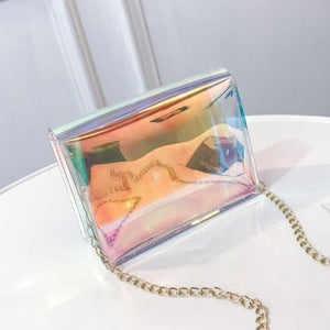 Holographic Handbag, Handbag - MySiliconDreams