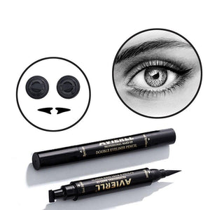 Liquid Eyeliner - Smokey Eye, eyeliner - MySiliconDreams