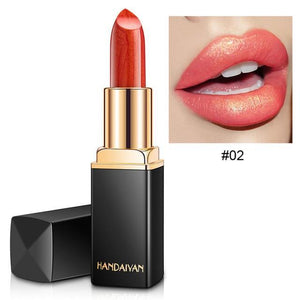 Lush Metallic Lipstick, Makeup - MySiliconDreams