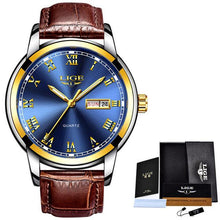 Load image into Gallery viewer, Luxury Men's Business Quartz Sports Watch, Watch - MySiliconDreams