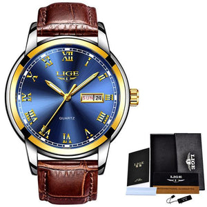 Luxury Men's Business Quartz Sports Watch, Watch - MySiliconDreams
