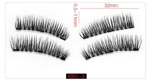 Magnetic Lashes, Makeup - MySiliconDreams