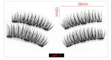 Load image into Gallery viewer, Magnetic Lashes, Makeup - MySiliconDreams