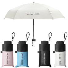 Load image into Gallery viewer, Mini Pocket Umbrella Rain & UV Sun Protection, Travel - MySiliconDreams