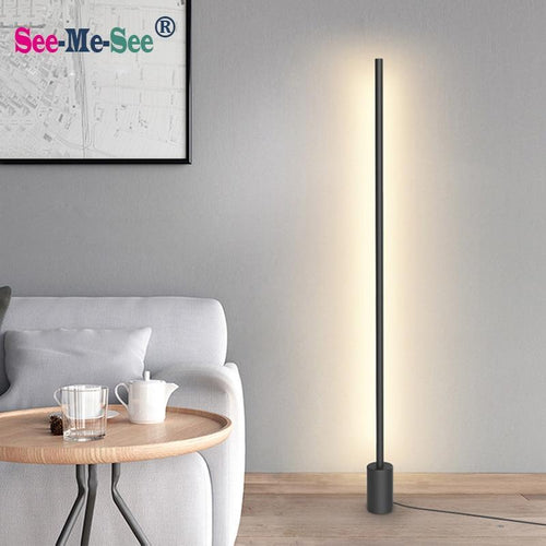 Modern Minimalist Nordic Standing Lamp, Lamp - MySiliconDreams