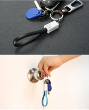 Load image into Gallery viewer, Multi-Function USB Keychain Data Sync & Charger Cable, Technology - MySiliconDreams