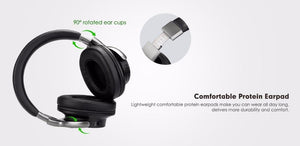 Noise Cancelling Wireless Bluetooth Headset, Electronics - MySiliconDreams
