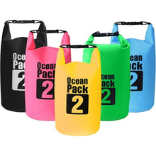 Load image into Gallery viewer, Ocean Pack Waterproof Bag, Outdoor Equipment - MySiliconDreams