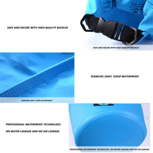 Ocean Pack Waterproof Bag, Outdoor Equipment - MySiliconDreams