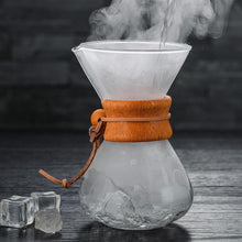 Load image into Gallery viewer, Paperless Glass Drip Coffee Maker, Coffee Accessorie - MySiliconDreams
