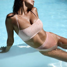 Load image into Gallery viewer, Sexy High Waist Padded Bra Push Up Bikini, Swimwear - MySiliconDreams