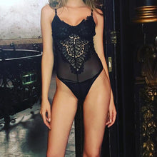 Load image into Gallery viewer, Sexy Lace Lingerie Underwire Bodysuit Corset, Lingerie - MySiliconDreams