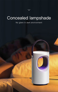 Silent USB Powered Mosquito Lamp, Home Products - MySiliconDreams
