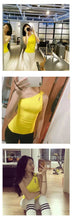 Load image into Gallery viewer, Single Shoulder Strap Sports Tank Top, Sportswear - MySiliconDreams