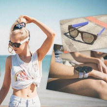 Load image into Gallery viewer, Slap-On Folding Sunglasses - Polarised, sunglasses - MySiliconDreams