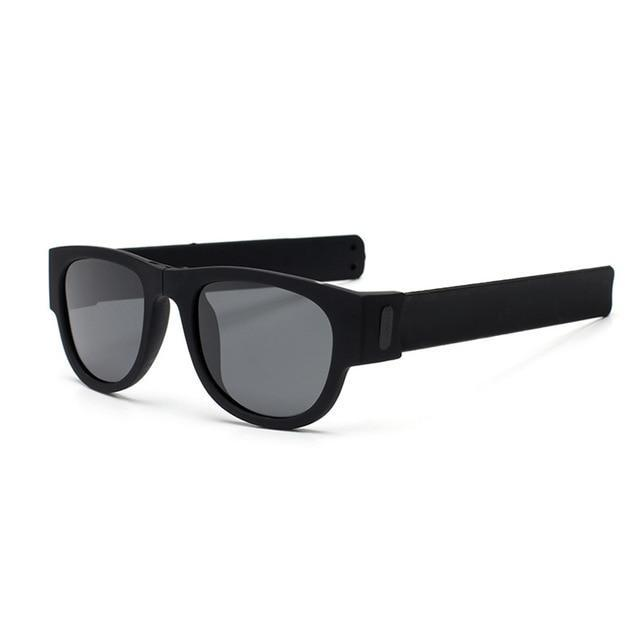 Slap-On Folding Sunglasses - Polarised, sunglasses - MySiliconDreams