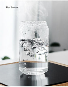Soda Can Shaped Glass, Environmentally Friendly - MySiliconDreams