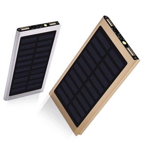 Solar Power Bank, Electronics - MySiliconDreams