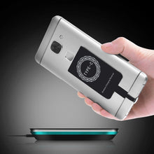 Load image into Gallery viewer, Ultra Thin Led Qi Wireless Charger Pad, Technology - MySiliconDreams